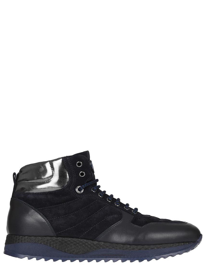 Мужские кроссовки Luca Guerrini 9810-blunotte_blue