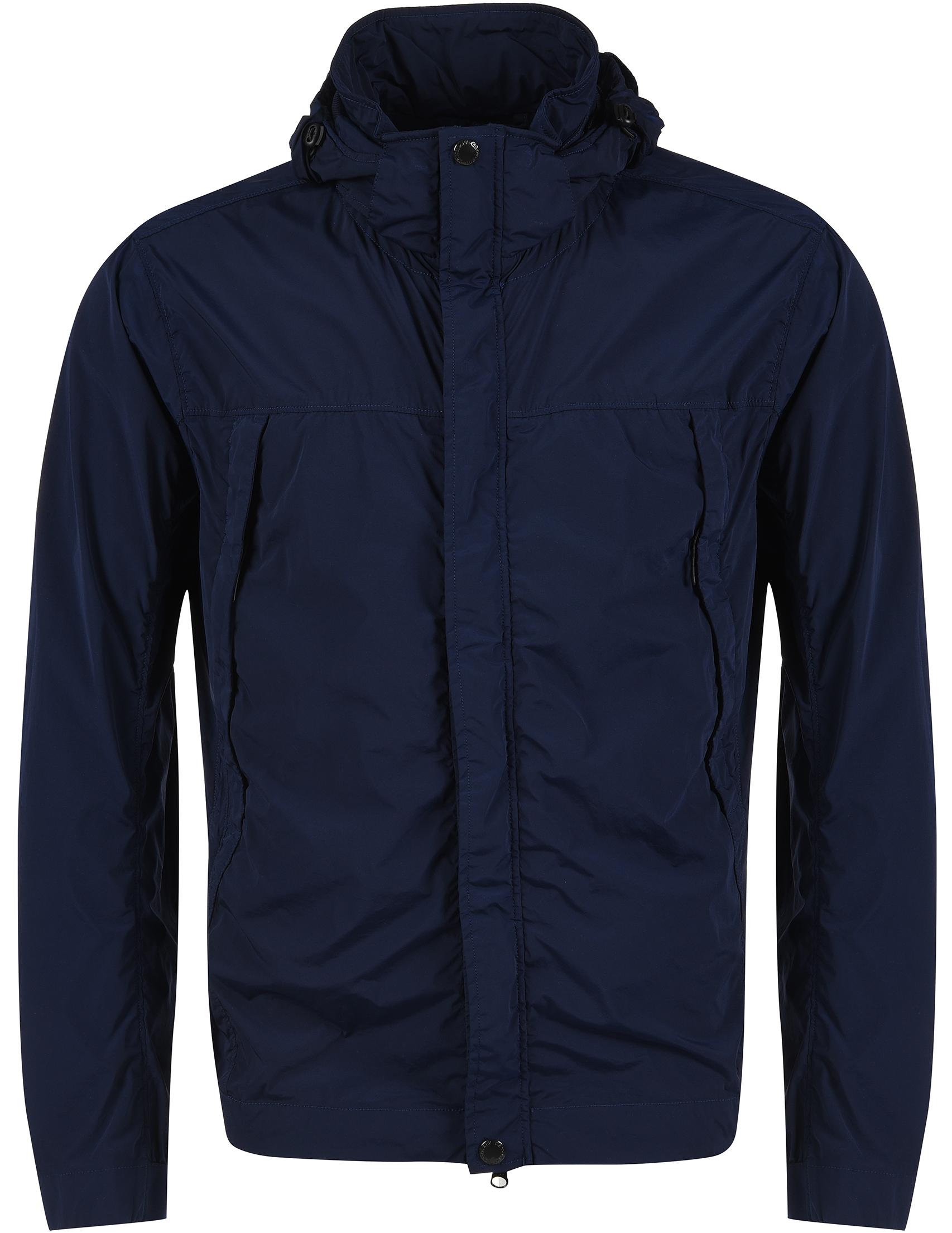 Куртка, Синий