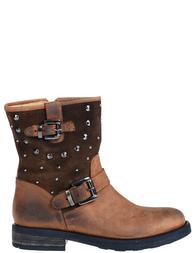Детские ботинки для девочек CHIARA LUCIANI 1325-CUOIO_brown