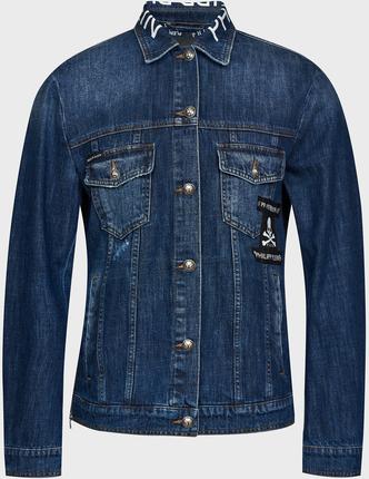 PHILIPP PLEIN джинсовая куртка