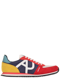 Мужские кроссовки Armani Jeans AGR-935027_multi