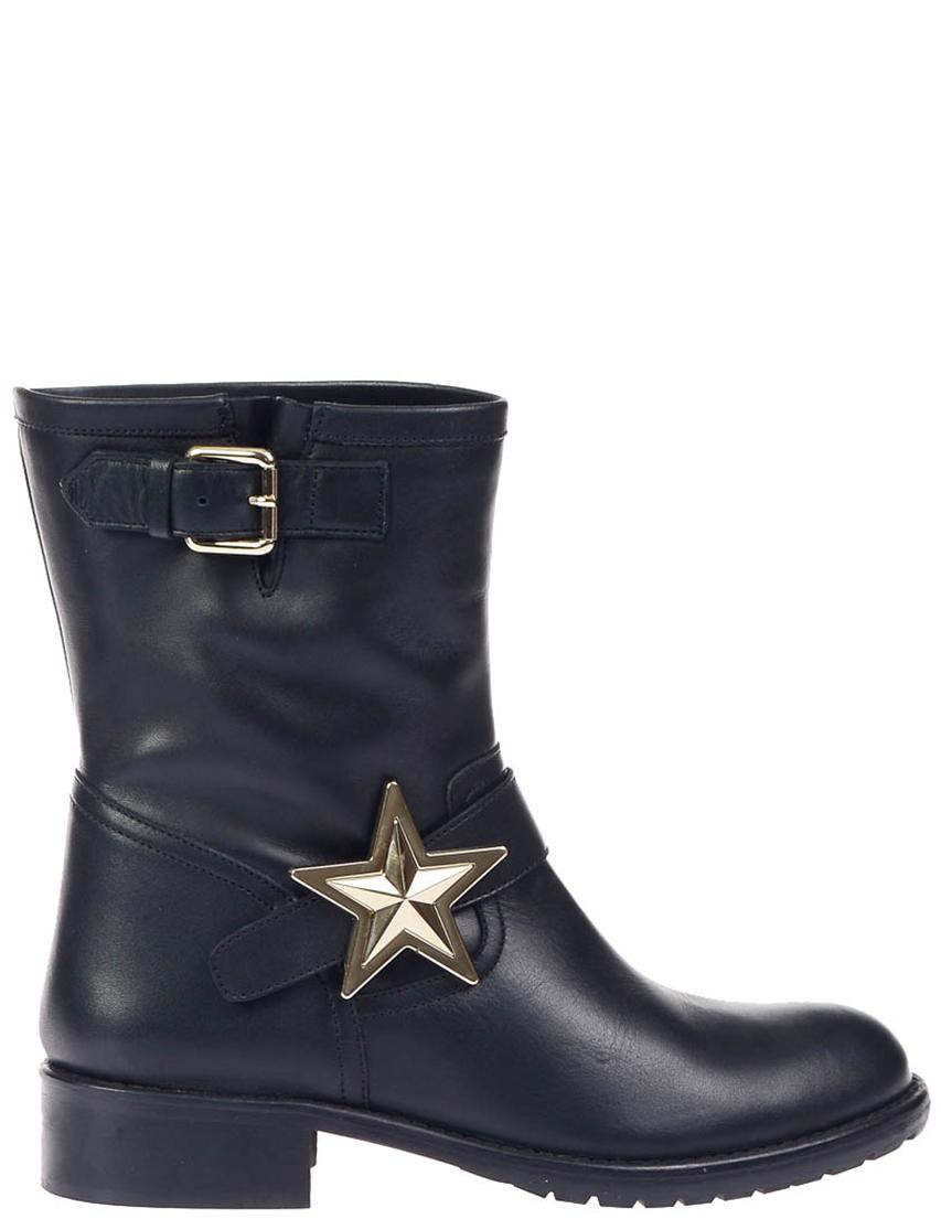 Женские ботинки RED VALENTINO 00464_black