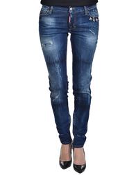 Женские джинсы DSQUARED2 0801_blue