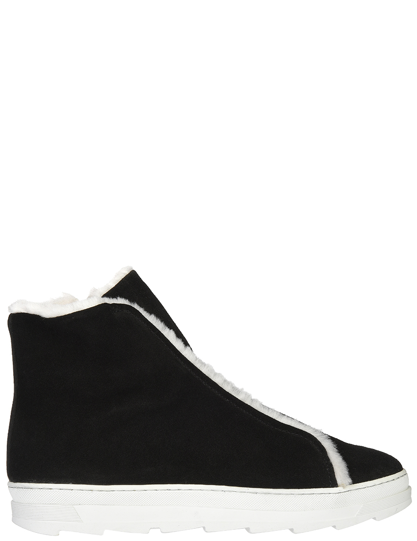 Женские ботинки Joyks 4944_blakc
