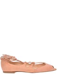 Женские балетки FABIO RUSCONI 2952_pink