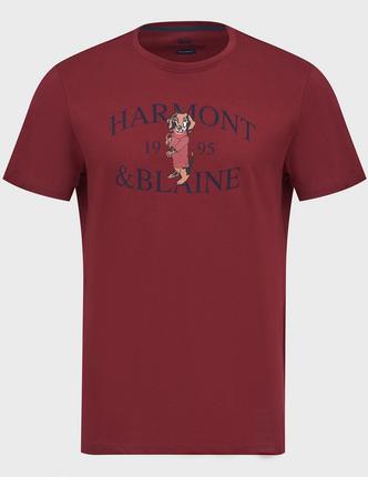 HARMONT&BLAINE футболка