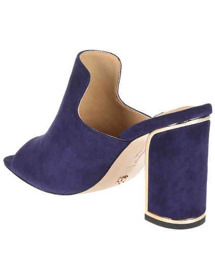 фиолетовые женские Мюли Gianni Renzi RA1436D 2916 грн