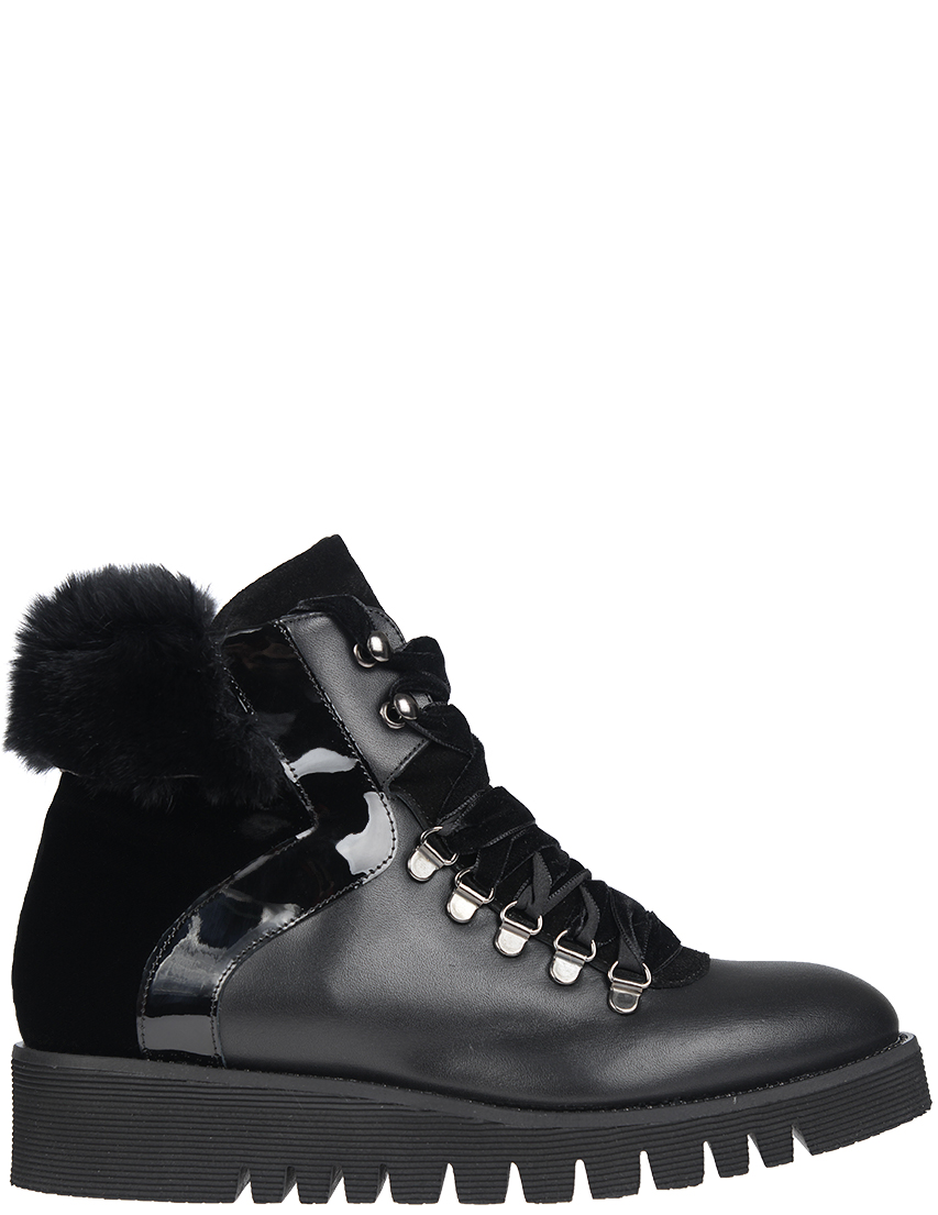 Женские ботинки Giada Gabrielli 807_black