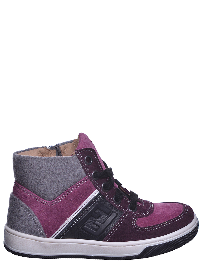 Детские кроссовки для девочек FENDI 33058kaleido297