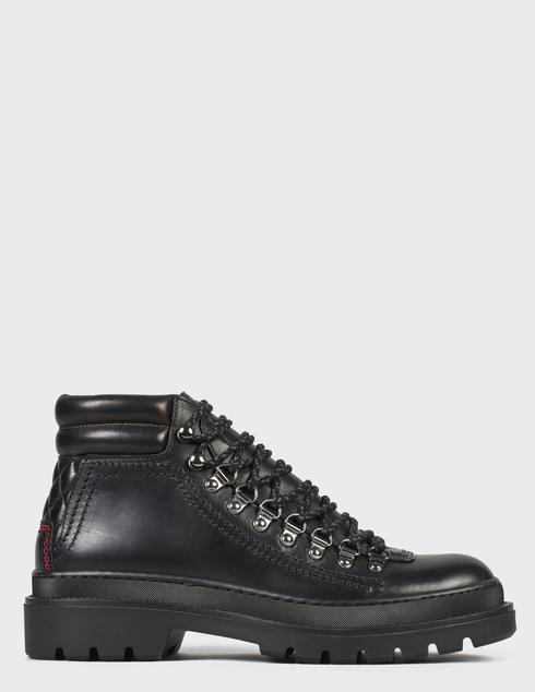мужские черные Ботинки Fabi FU0346D-404 - фото-6