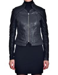Женская куртка TRUSSARDI JEANS 56S01XX-3174_black