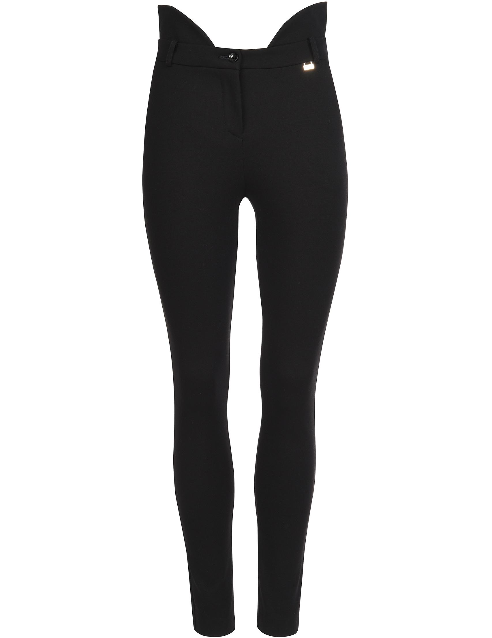 Женские брюки PATRIZIA PEPE 2P1123-A1DX-K103_black