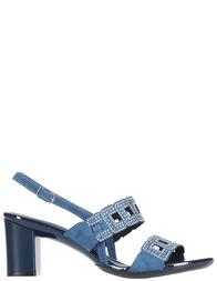 Женские босоножки Repo 43526_blue