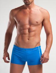Мужские плавки пляжные GERONIMO 1220b1_Lightblue