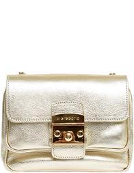 Женская сумка Di Gregorio 780_gold