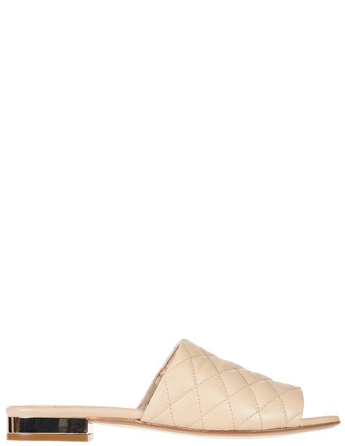 женские бежевые Шлепанцы Pertini 191W15544D2 - фото-2