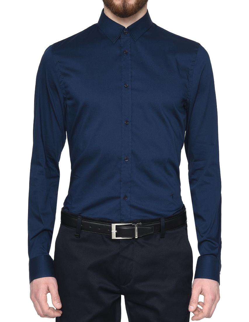 Рубашка TRUSSARDI JEANS 52C000001Y091543-699