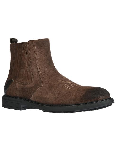 коричневые мужские Ботинки Trussardi 77A001199Y09999-B220 3899 грн