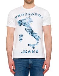 Футболка TRUSSARDI JEANS AGR-52T2653-01