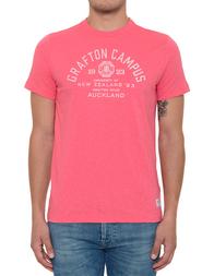 Мужская футболка NEW ZEALAND 17CN726-1610