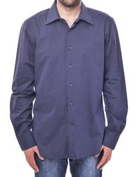 Мужская рубашка VALENTINO P/99_blue