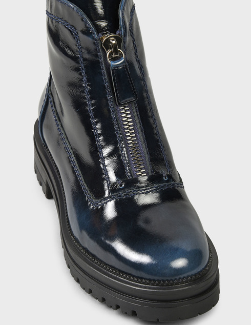 женские синие Ботинки Loriblu 1ICT3111CB - фото-6