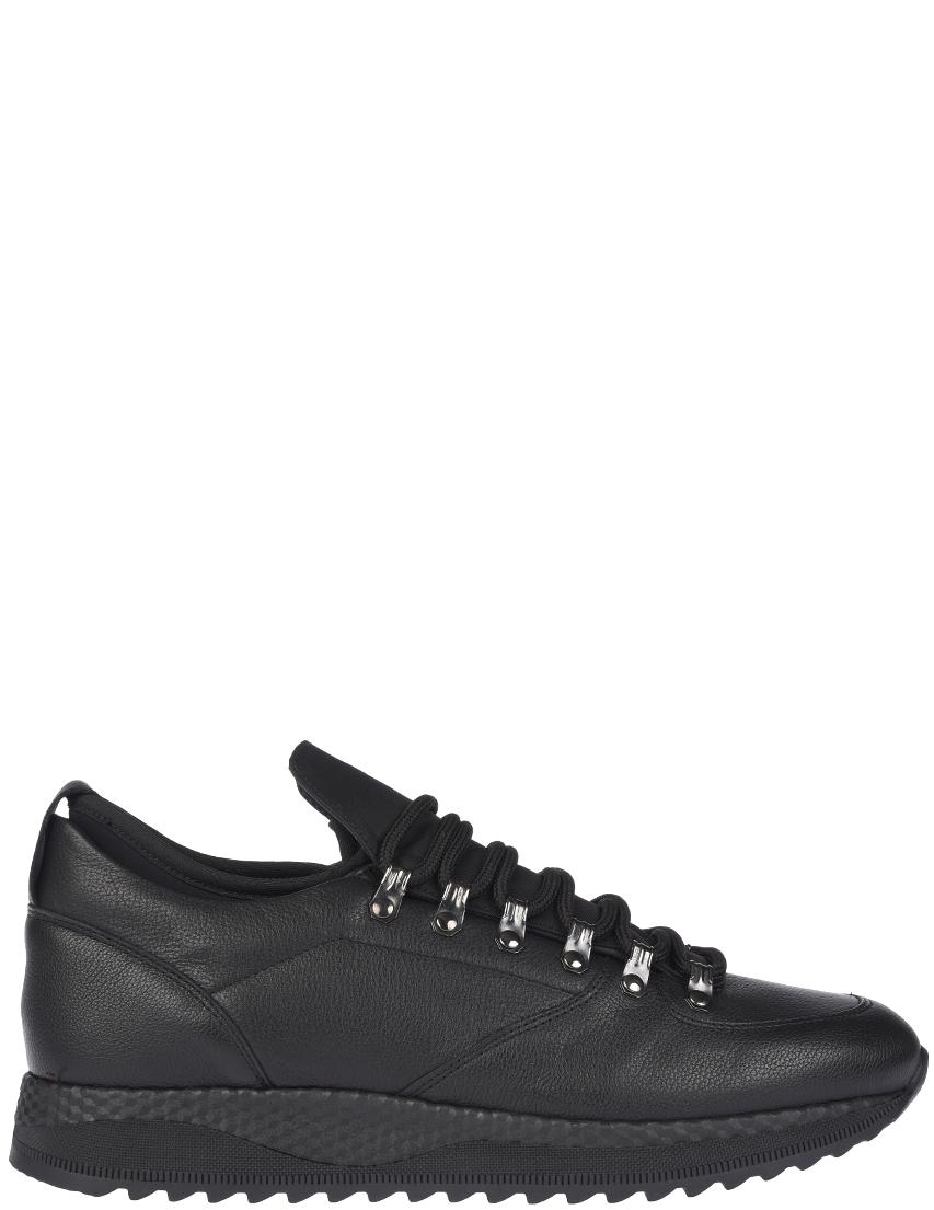 Мужские кроссовки Luca Guerrini 9806_black