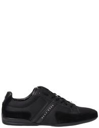 Мужские кроссовки Hugo Boss 2854_black
