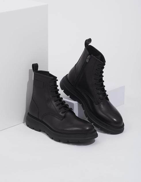 черные Ботинки Fabi FU0313A-900