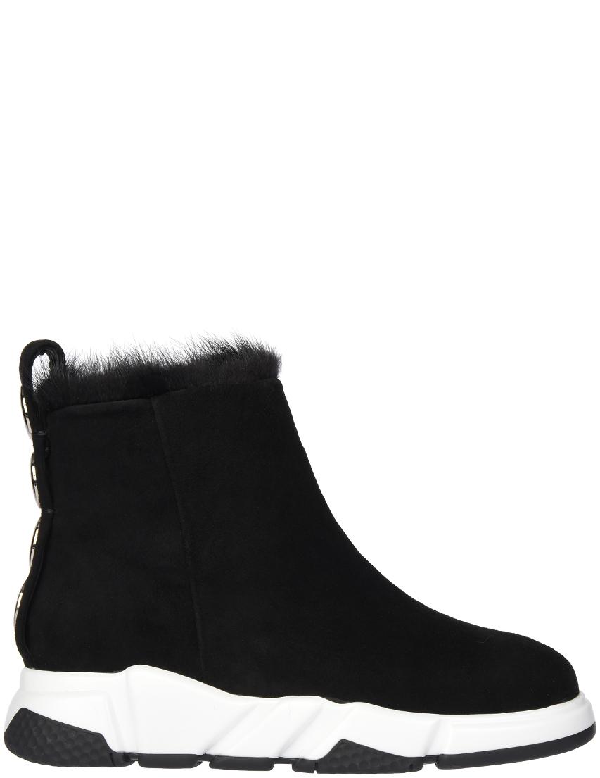 Женские ботинки Gianni Renzi 2779_black