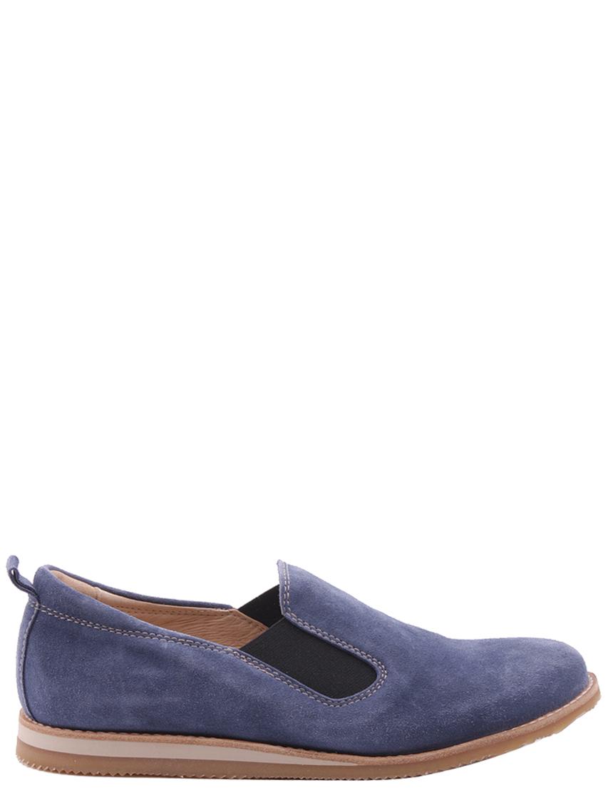 Детские туфли для девочек GALLUCCI 2101-blue