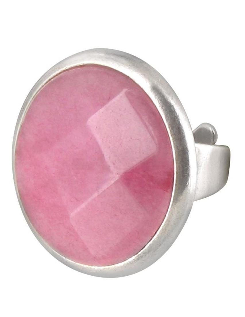Купить Кольца, Кольцо, NATURE BIJOUX, Розовый, Осень-Зима