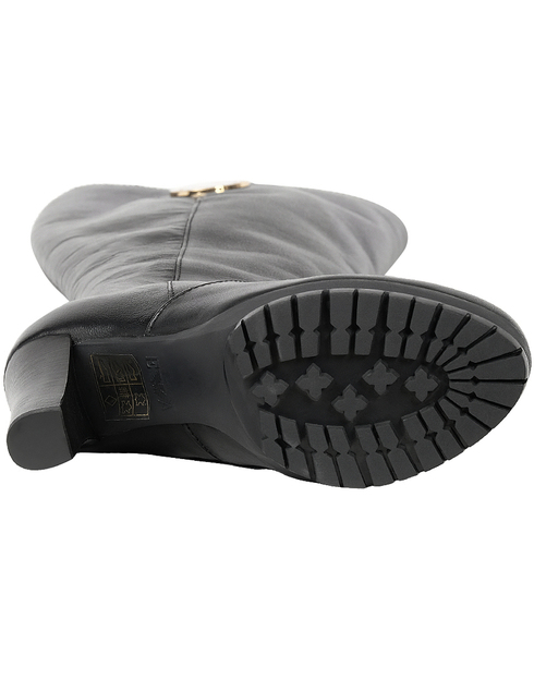 черные женские Сапоги Emporio Armani X3O158XF255-00002 7919 грн
