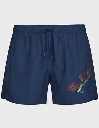 EMPORIO ARMANI шорты пляжные