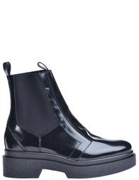 Женские ботинки JEANNOT 373-black