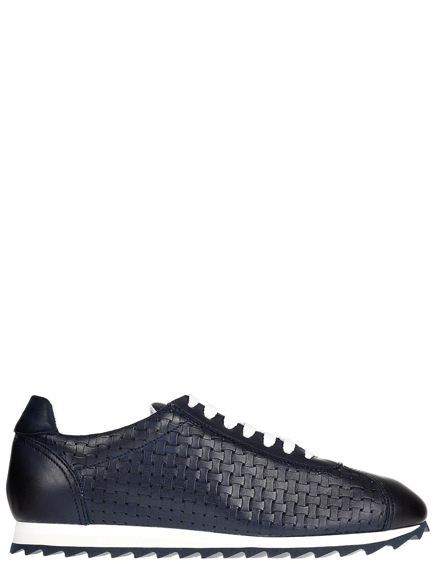 Мужские кроссовки DoucalS S1581_blue