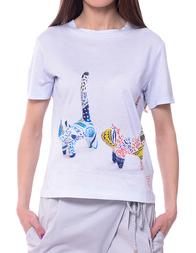 Женская футболка PAUL SMITH SPPXP-G799-P9173