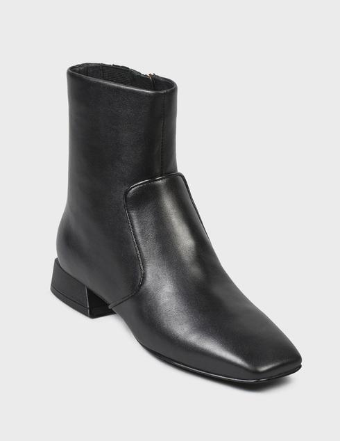 женские черные Ботинки What For FW20WF098 - фото-2
