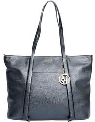Женская сумка Armani Jeans 2341-blu-metallic