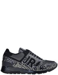 Мужские кроссовки John Richmond 6699-А_grey