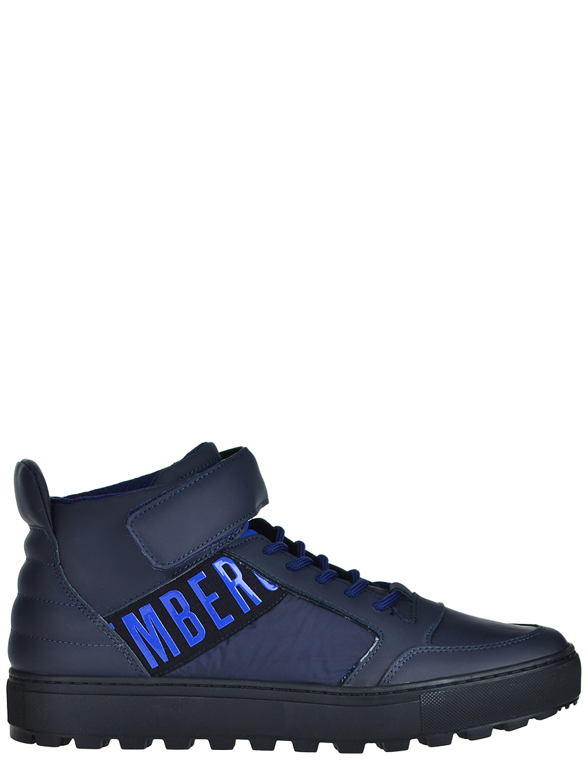 Мужские кроссовки Bikkembergs 108551-blue