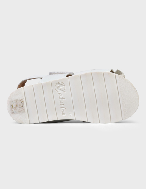 Naturino Aglaia-vit-perlato-bianco-white фото-4