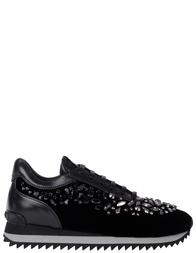 Женские кроссовки LE SILLA AGR-69132_black