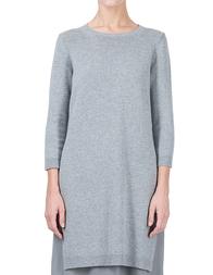 Женское платье PESERICO 07251F07_gray