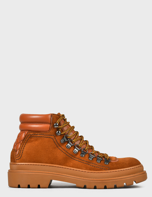 мужские коричневые Ботинки Fabi FU0346B-824 - фото-2