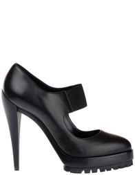 Женские туфли Casadei Т-219_black