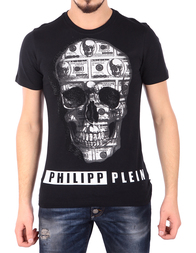 Мужская футболка PHILIPP PLEIN 348559_black