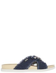Женские шлепанцы Liu Jo 17069_blue