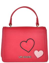 Женская сумка Love Moschino 4089-К-girl_red