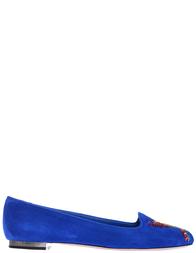 Женские слиперы Le Silla 05042_blue